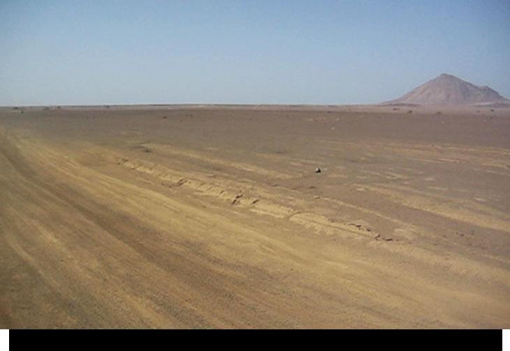 Afrikansk öken & hägringar på Kap Verde & Sal - Terra Boa info & fakta