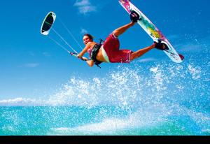 Kitesurfing på Costa de Fragata, Kap Verde öarna & Sal
