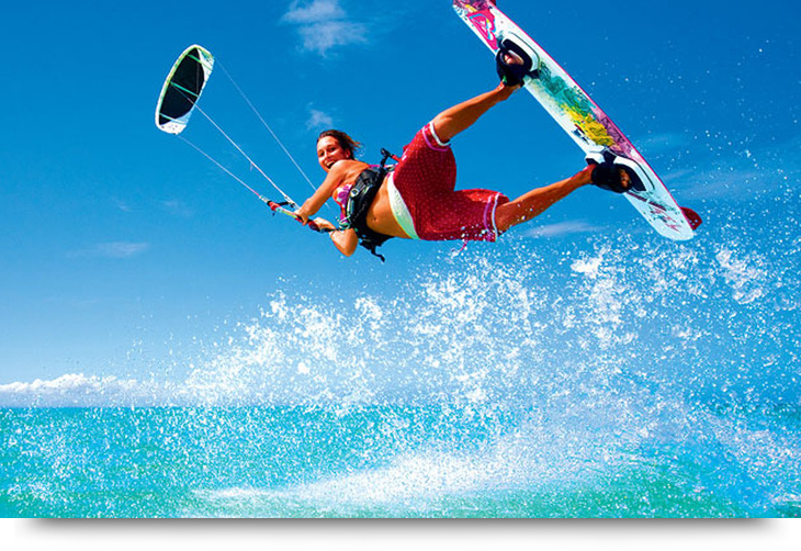 Info about Watersports & Kite surfing at Costa de Fragata, Cape Verde Sal